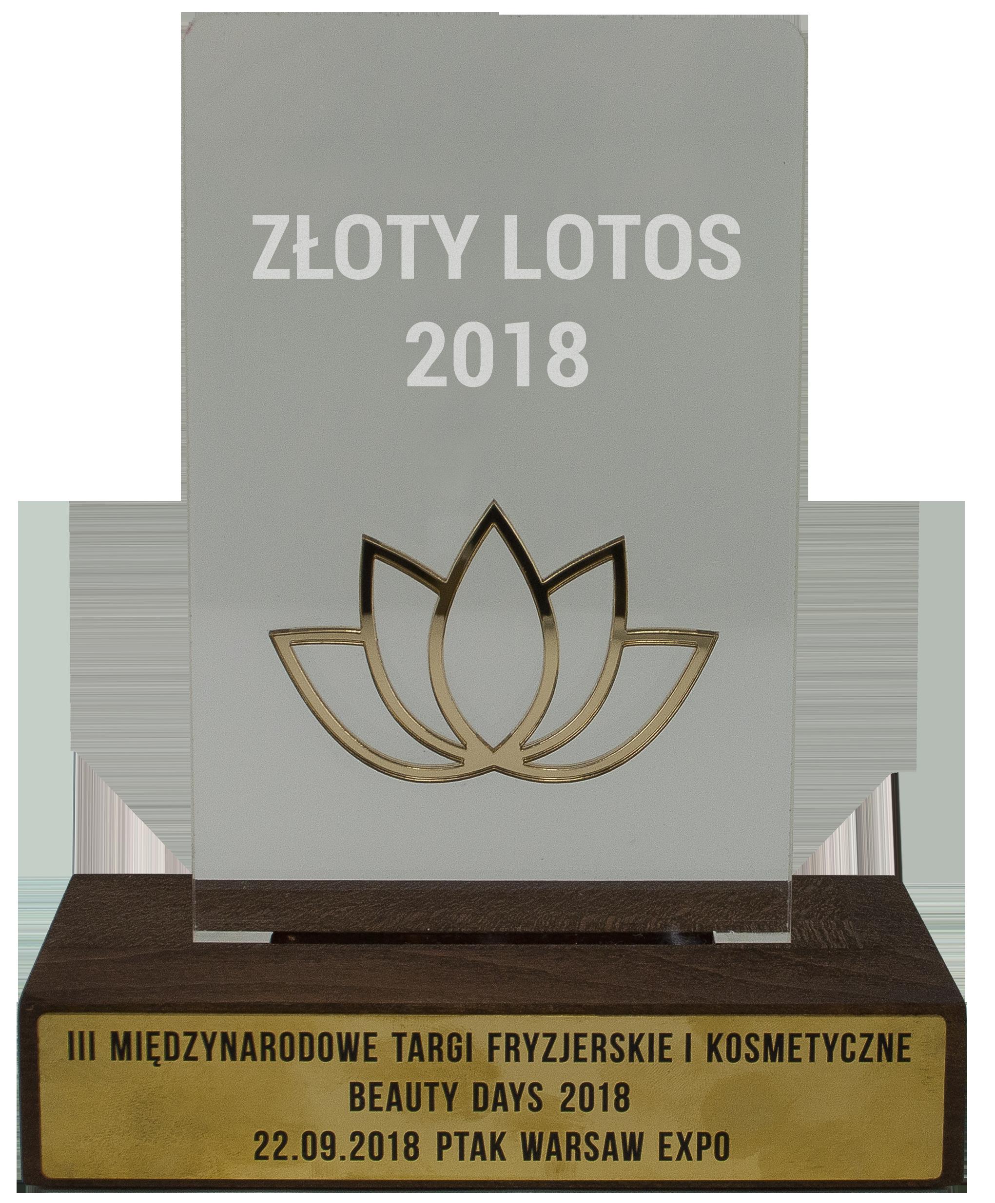 Złoty lotos 2018 Ingenii